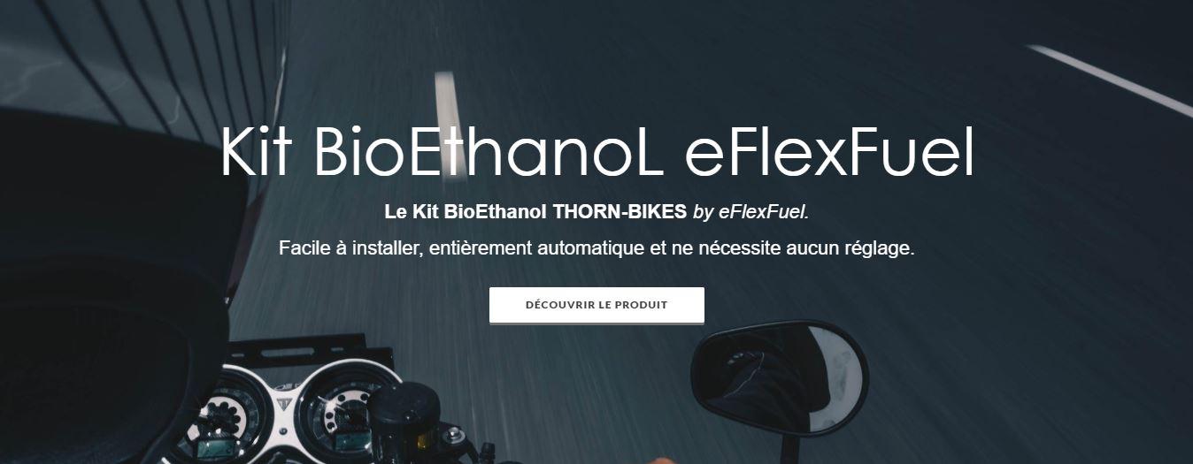 Kit BioEthanol e85